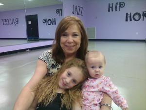 AnnaClaire, Addison and I