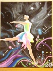 Lyrical dancer