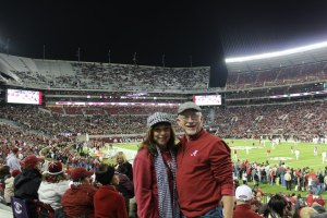 alabama game