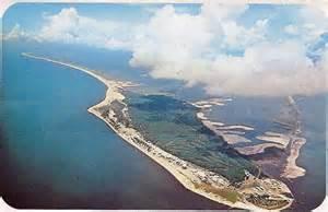 Daupin island